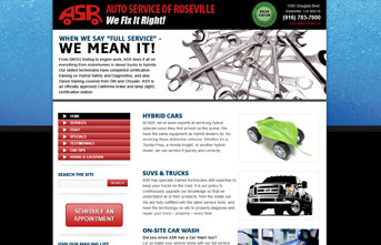 Automotive Service of Roseville