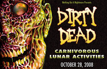 Dirty Dead Postcard