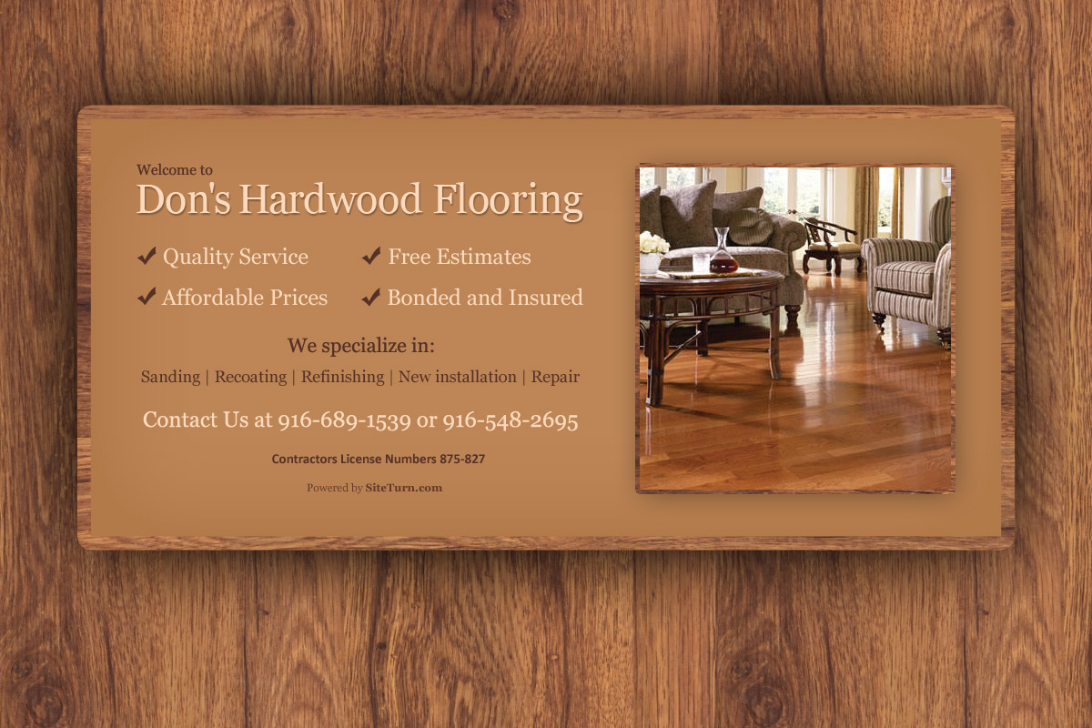 Custom hardwood flooring wood floors for Hardwood flooring company