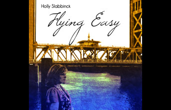 Holly Slabbinck CD Album Cover