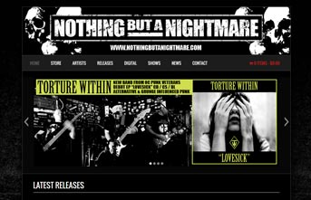 Nothing But A Nightmare | Record Label