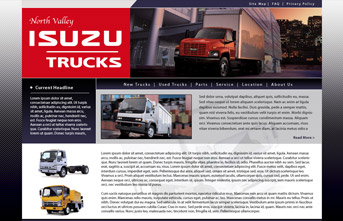 Isuzu Truck Dealership