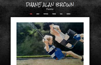 Duane Brown - Artist Portfolio