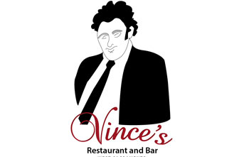 Vince's Italian Restaurant Shirt Graphic