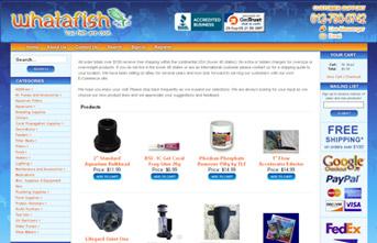 Whatafish.com